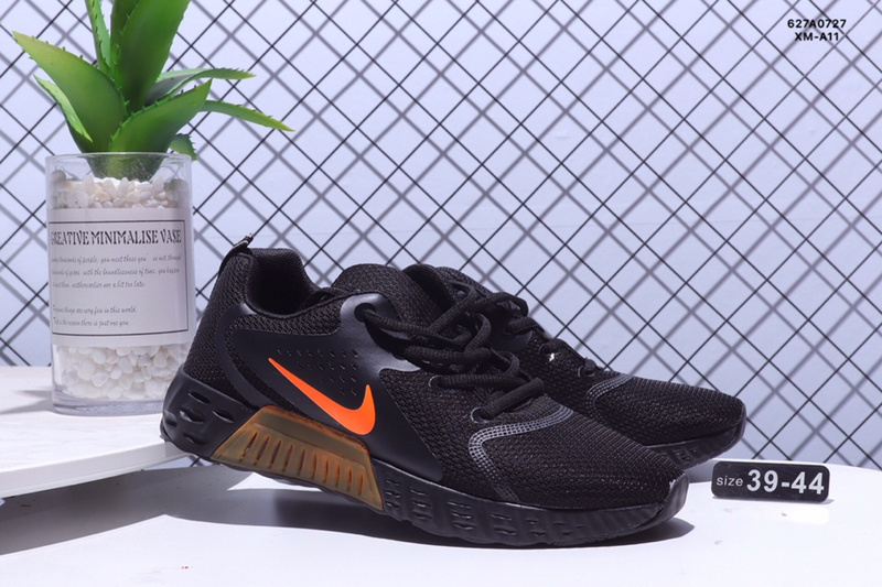 9fb86a1463693 Nike Odyssey React Black Orange Men s Sportswear Running Shoes NIKE ...