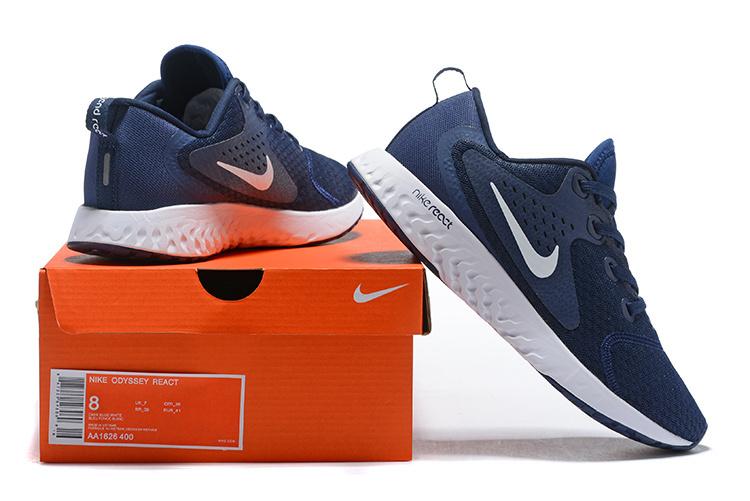 d96734da1da0e Nike Odyssey React Gym Blue Blue Void Pure Platinum Blue Hero AA1626 ...