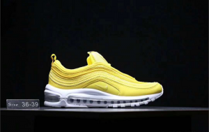 Nike Air Max 97 Mustard Yellow 921733 701 Women s Casual Shoes 49807319c