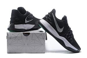 babac8bdda72 Nike Kyrie Low EP Black Metallic Silver AO8980 003 Men s Basketball Shoes