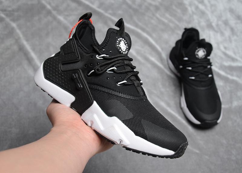finest selection 0e25e d93e6 Nike Air Huarache Drift Premium Black Anthracite White AO1133 002 Women's  Men's Running Shoes AO1133-002
