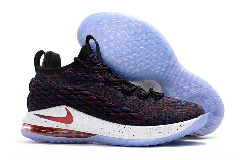100% authentic 27083 5af3c Nike LeBron 15 Low EP Supernova AO1756 900 James Men s Basketball Shoes