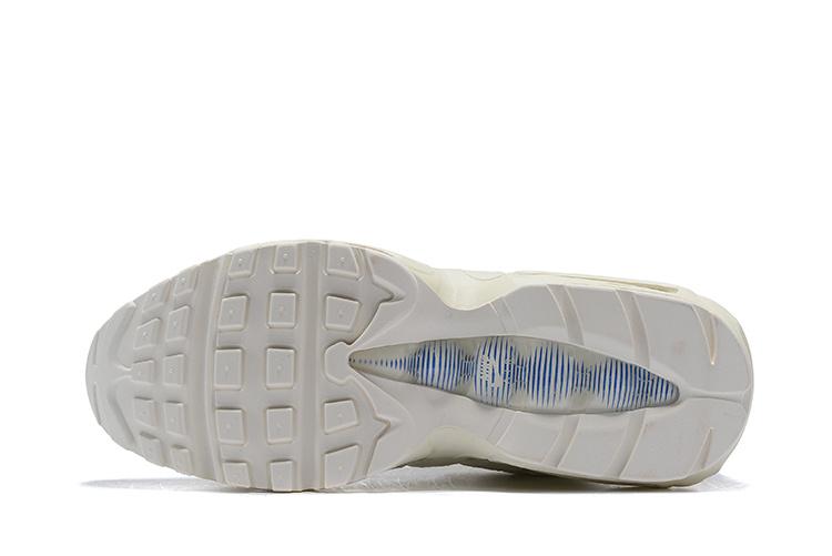 Nike Air Max 95 TT Pull Tab Sail Gym Blue Gym Red AJ1844 101 Men's Casual Shoes AJ1844 101A