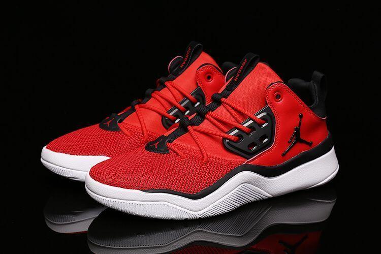 best website 861cc ff884 Nike Jordan DNA Gym Red Black White AO1539 601 Men s Basketball Shoes