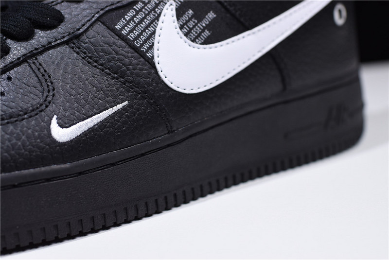 a4e67a5ec4017 Mens Nike Air Force 1 07 Utility Pack AJ7747-001 Casual Shoes Sneakers