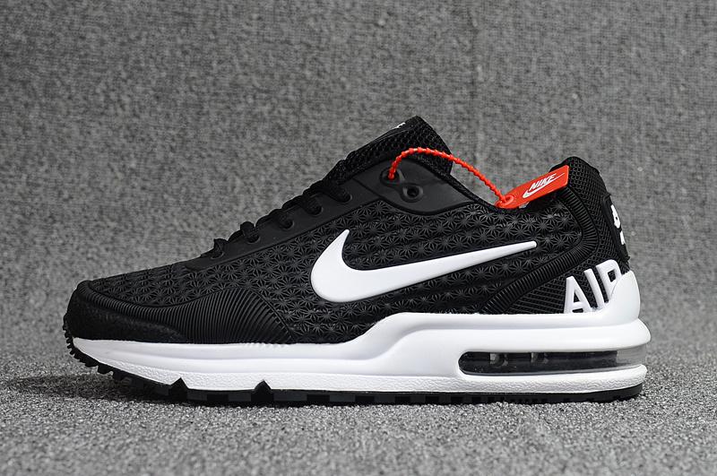 huge discount 33a55 f9030 Men's Running Shoes Nike Air Max LTD 3 Mod Kpu Black White 801728 001