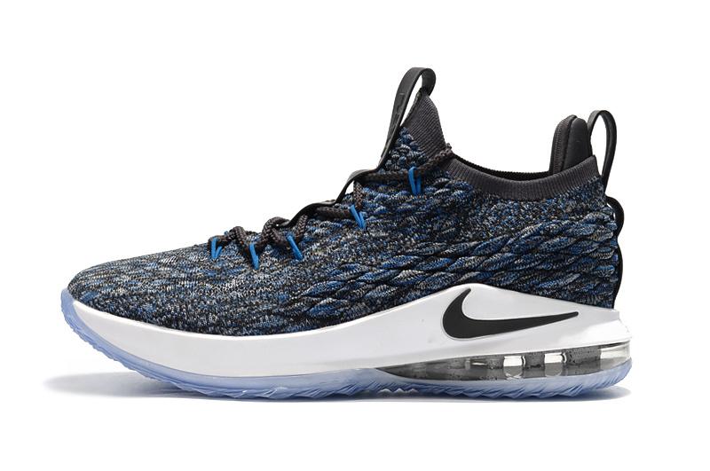huge discount 7725e 68e9e Nike LeBron 15 Low EP Signal Blue AO1756 400 James Men's Basketball Shoes  AO1756-400