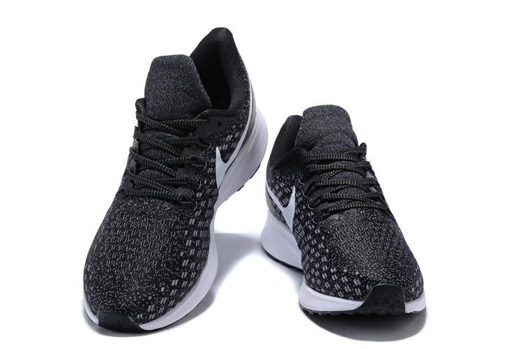 9fde806b0 Men s Casual Shoes Nike Air Zoom Pegasus 35 Black Gunsmoke Oil Grey White  942851 001