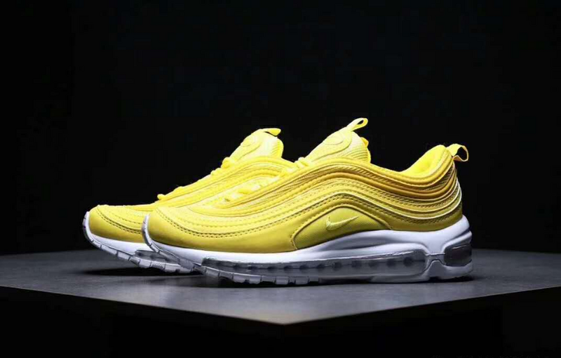 Nike Air Max 97 Mustard Yellow 921733 701 Women s Casual Shoes ... d23a7bec7