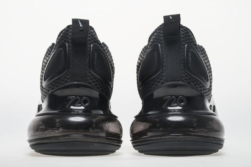 nike street shoes all black trainers mens - Harga Elektronik c4eab43e9