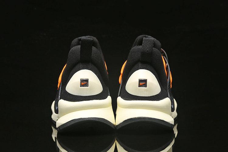 brand new 9e7ce f4e5f Off White x Nike Sock Dart Black Orange Beige 819686 053 Womens Mens Casual  Shoes Sneakers