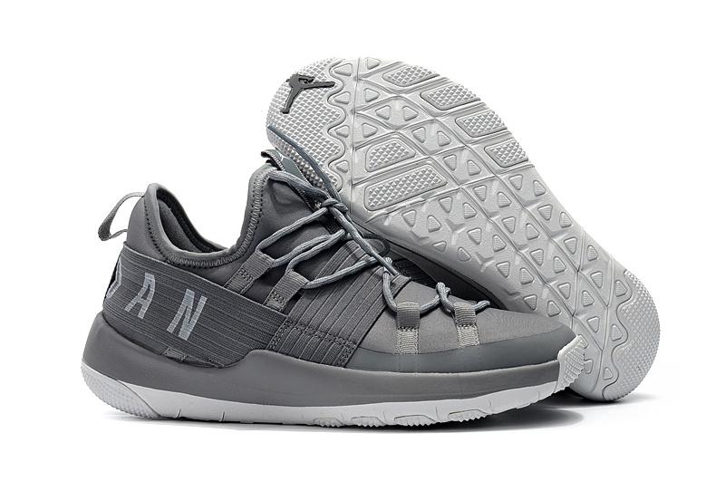 a61f1041a Jordan Trainer Pro Cool Grey Pure Platinum AA1344 004 Men s Basketball Shoes