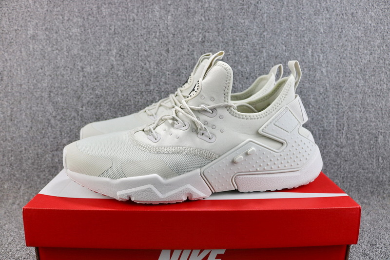 f5ee0b6fd714 Nike Air Huarache Drift Sequoia White Light Bone AH7334 001 Men s Women s  ...