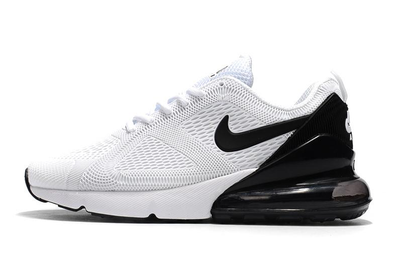 sports shoes ec090 11800 Nike Air Max 180 270 KPU White Black AH8060 010 Men's Casual Shoes  AH8060-010