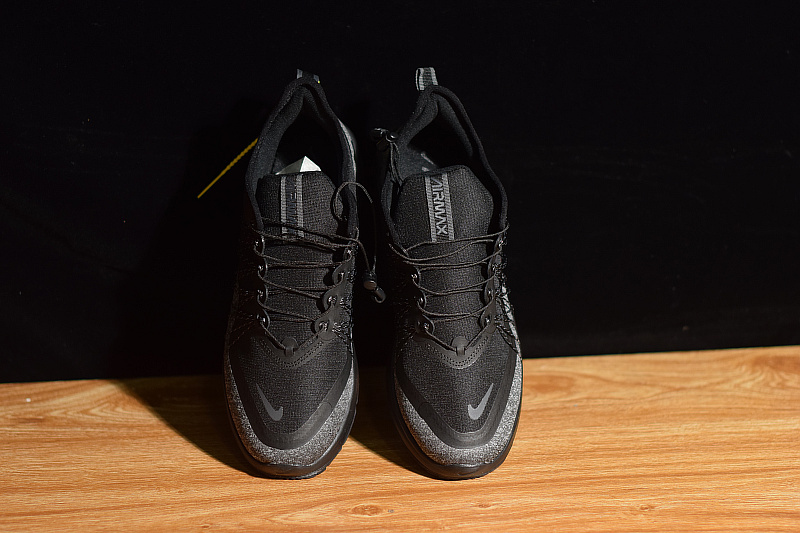 f22764d9528c81 Nike Air Max Sequent 4 Utility Black Reflective Silver AV5356 004 Men s  Running Shoes