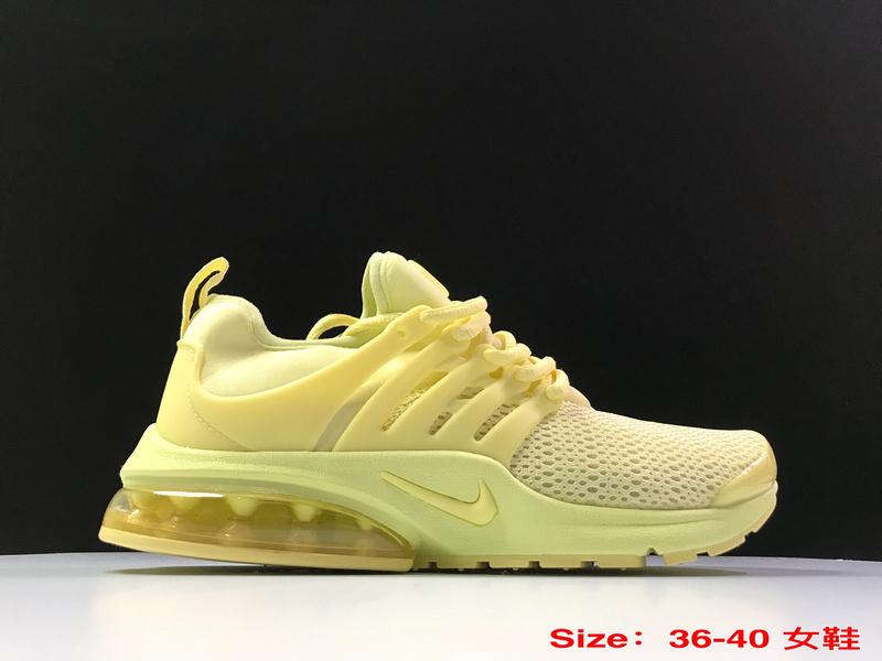 85e135c018a3c Nike Air Presto TP QS Triple Yellow Women s Running Shoes NIKE ...
