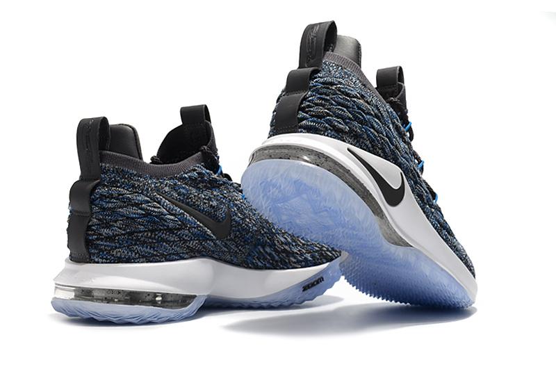 huge discount 3327d 9a79a Nike LeBron 15 Low EP Signal Blue AO1756 400 James Men's Basketball Shoes  AO1756-400