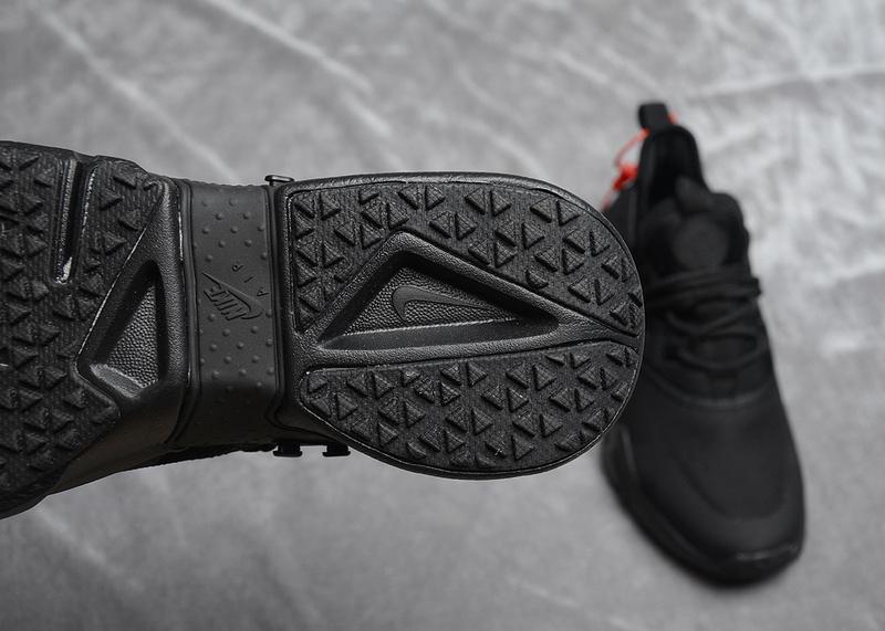 Nike Air Huarache Drift Premium Triple Black AH7335 001 Women\u0027s Men\u0027s  Running Shoes