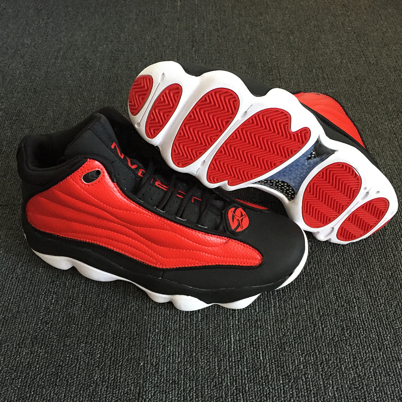 huge selection of 5179f 579cb Jordan Pro Strong Retro Gym Red Black White 407285 601 Men's Basketball  Shoes 407285-601
