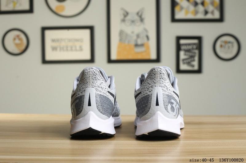 reputable site fa67b fdfc1 Nike Air zoom Pegasus 35 Shield Wolf Grey Black White Men's Casual Shoes  NIKE-ST003485