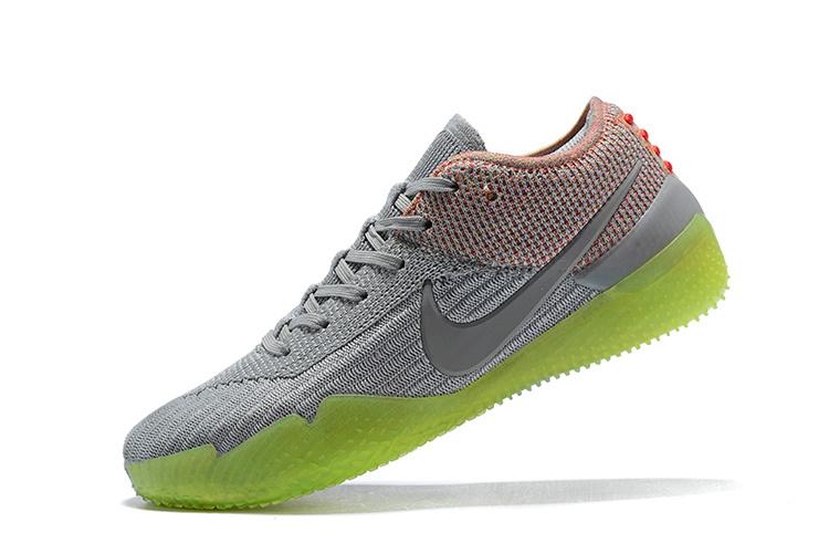 20e405594953 Nike Kobe AD NXT 360 Wolf Grey Multi-Color AQ1087 003 Men s Basketball Shoes