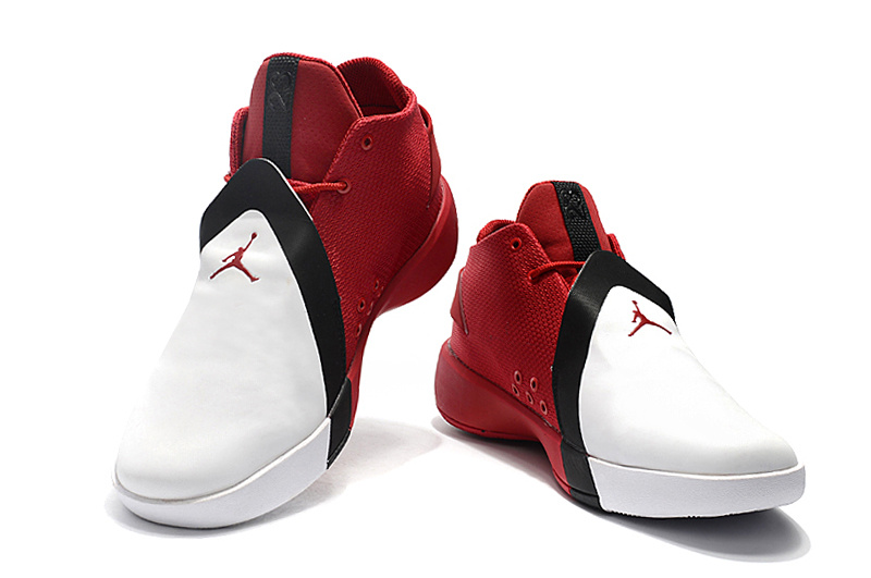 6ce732f1b7bc Air Jordan Ultra Fly 3 Gym Red White Black AR0044 601 Men s Basketball Shoes