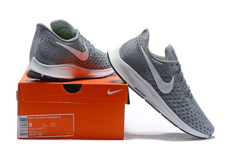 0524bd7cd0dbc Men s Casual Shoes Nike Air Zoom Pegasus 35 Cool Grey Anthracite Dark Grey  Pure Platinum 942851