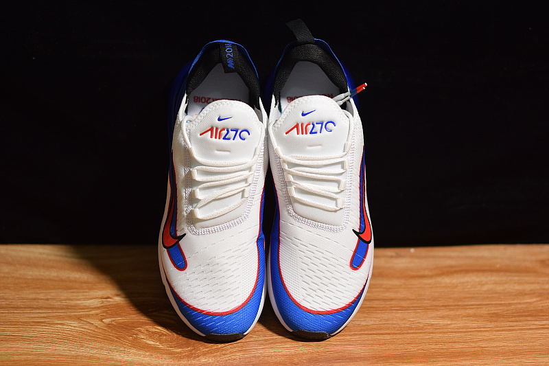 070d4b41720e9 Advanced Nike Air Max 270 Fifa World Cup Russia 2018 White Racer Blue  Bright Crmsn AQ7982