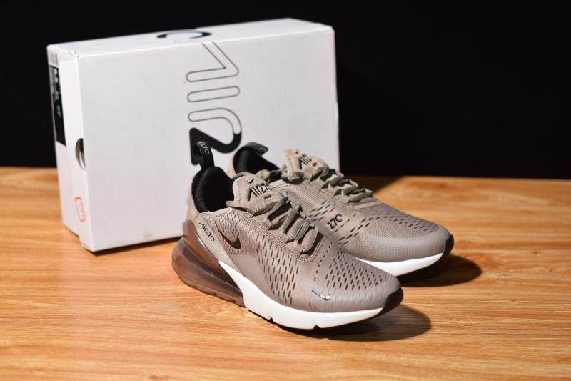 3e6234847d2c Nike Air Max 270 Sepia Stone AH8050 200 Women s Men s Casual Shoes ...