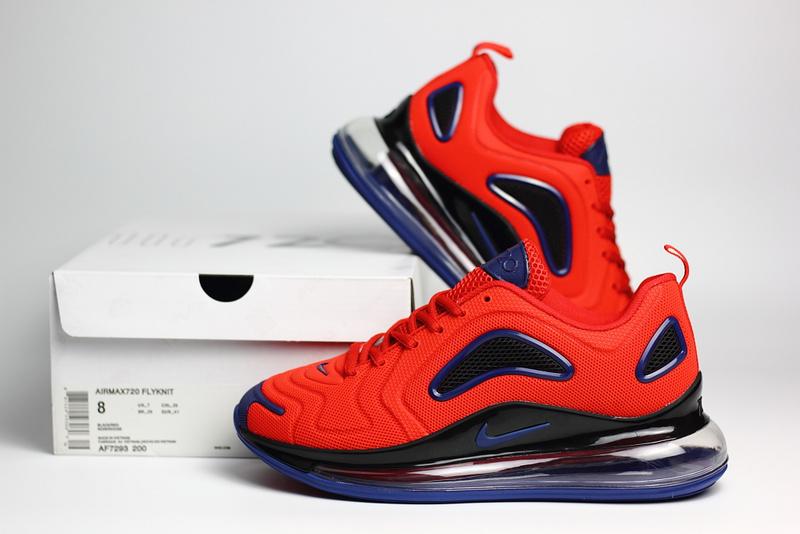 faec75d546 Nike Air Max 720 KPU October Red Black Men's Casual Shoes NIKE ...