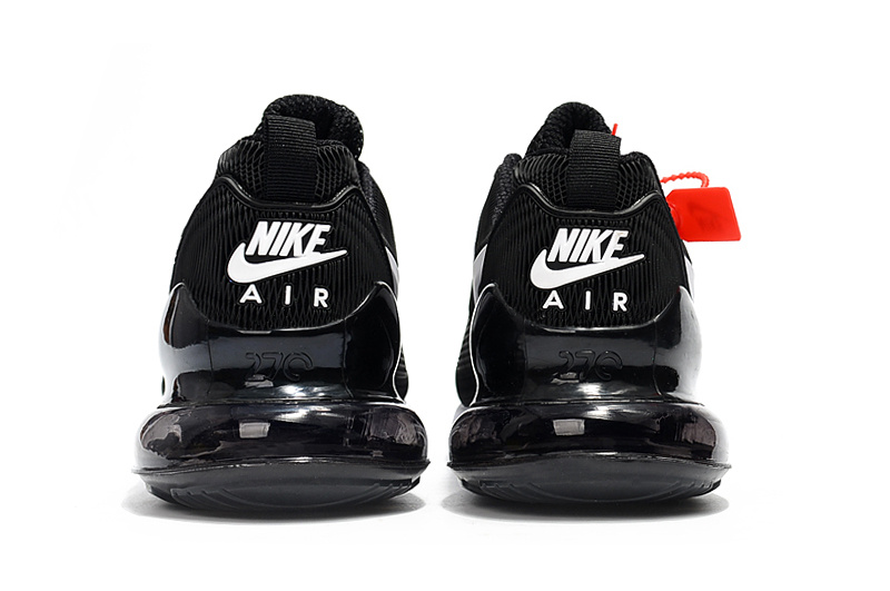 sélection premium 66d9e 1d428 Nike Air Max 180 270 KPU Black White AH8060 001 Men's Casual Shoes  AH8060-001a