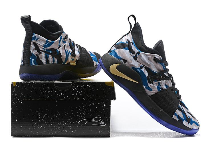 18b3a20eb8bf Nike PG 2 EYBL Camo Youth Elite Men s Basketball Shoes NIKE-ST003892 ...
