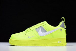 7bda0874e01f1 Nike Air Force 1 Green AJ7747-700 Womens Men s Casual Shoes Sneakers