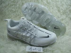 8f5d2331ce5ae Nike Air VaporMax Run Utility Triple White Black Men's Running Shoes