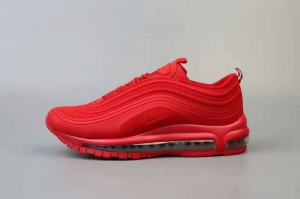c78979c7294 Men s Nike Air Max 97 Premium Yellow Black 312834 700 Boys Casual ...