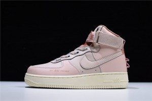 1ba513c15df7 Nike Air Force 1 Low 07 QS All Over Logo University Red White Men s ...