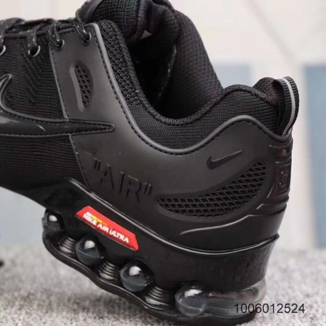 buy cheap 6155f f6d72 Nike Air Shox Ultra 2019 Triple Black Men s Running Shoes