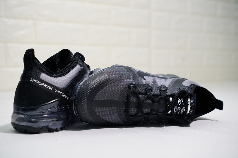 891b25634f52 Nike Vapormax VM3 2019 Gray White Black Electroplating Lacquer Bottom AR6631  004 Women s Men s Running Shoes
