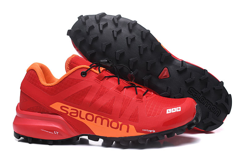 volume grand nouvelle apparence emballage fort Salomon Speedcross Pro 2 fiery red/bright mangold/black Men's Outdoor Trail  Running Shoes NIKE-ST004298