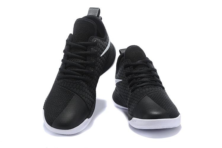 64c445e103b2 Nike Lebron Witness 3 Black White Men s Basketball Shoes NIKE ...