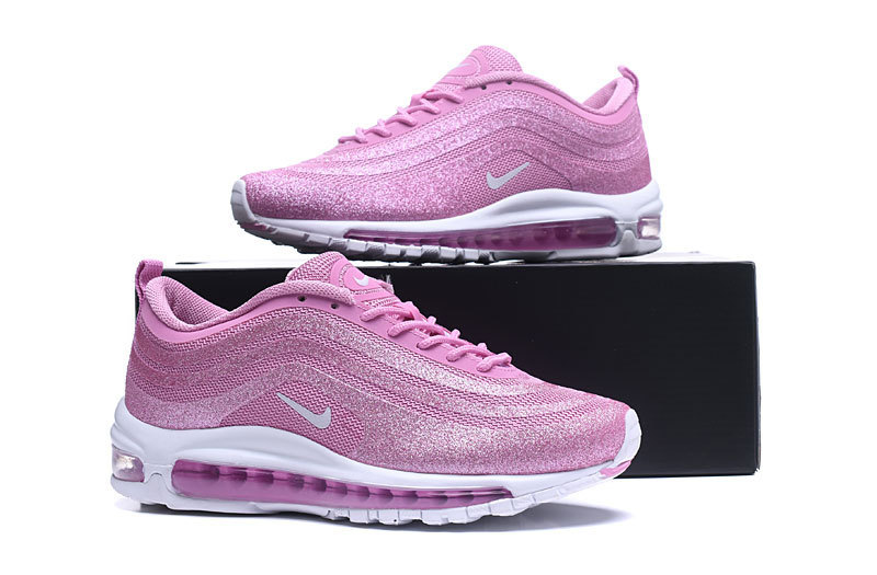 finest selection 4d47e 10095 Nike Air Max 97 Pink White ...