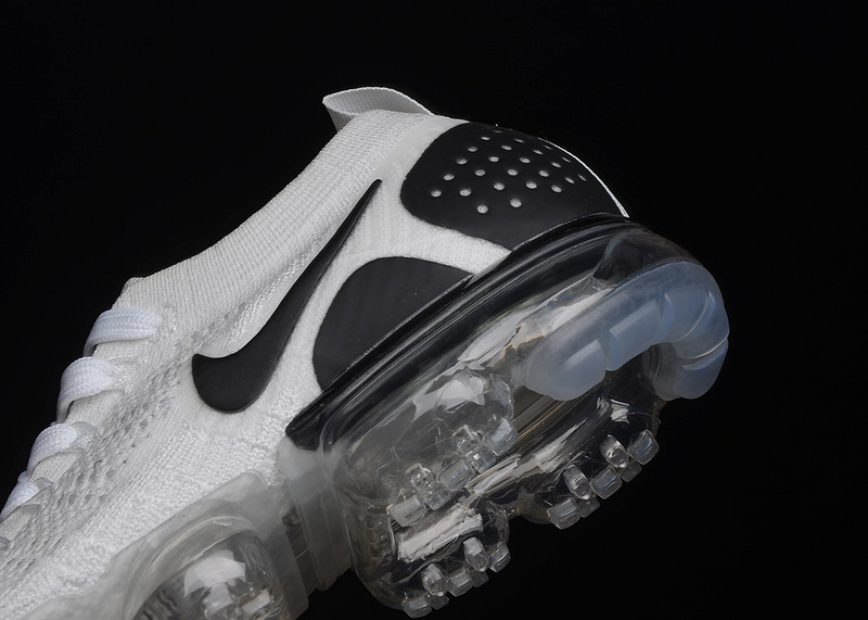 check out 9c12c 4d827 Nike Air Vapormax Flyknit 2 Reverse Orca White Black 942842 103 Women's  Men's Running Shoes 942842-103b