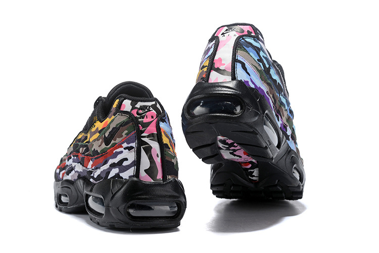 hot sale online ce5ee cf0db Nike Air Max 95 ERDL Party Goes Full Camo black/multi-color AR4473 001  Men's Casual Shoes AR4473-001