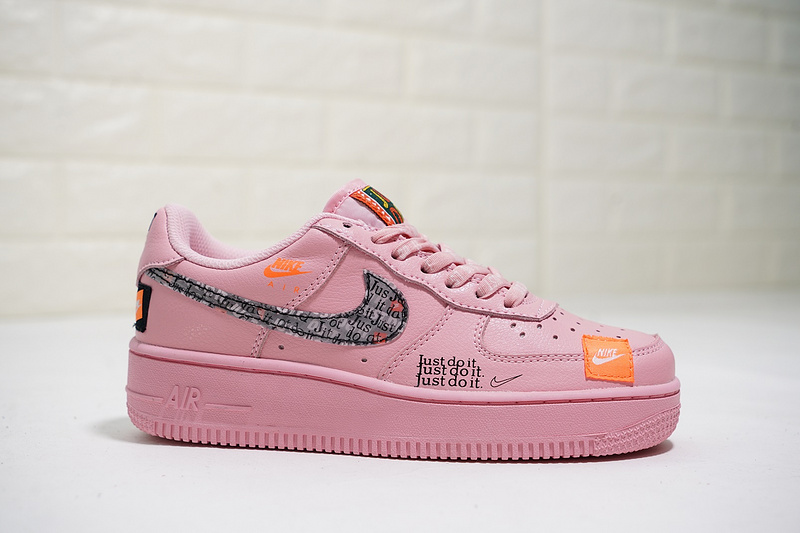 1 Low Orange. nike air force one 1 07 premium prm low jdi just do it ... e489bfd8a2