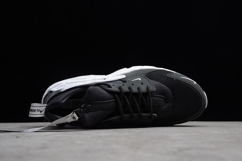 Nike Air Huarache City Move Triple white Mens Womens Winter Running Shoes NIKE010408
