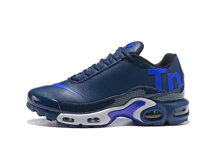 d540883af91 Nike Air Max Plus Mercurial TN Blue Obsidian Racer Blue AQ1088-400 Men s  Running Shoes