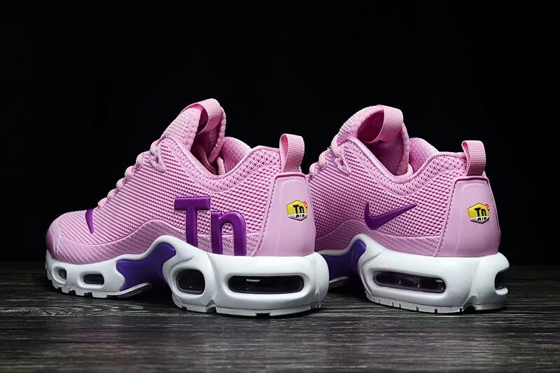 newest f9f69 634f0 Womens Nike Mercurial TN KPU Pink Purple White Running Shoes NIKE-ST004366