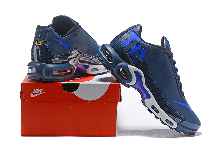 big sale a1ba4 93837 Nike Air Max Plus Mercurial TN Blue Obsidian Racer Blue AQ1088-400 ...