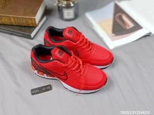 6538acba041 Nike Air VaporMax Flyknit 5K Kpu University Red Black White Men s Running  Shoes
