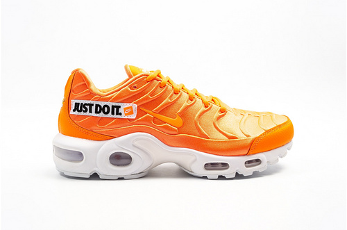 superior quality 8afee 25b40 Nike WMNS Air Max Plus TN SE Orange, White & Black 862201 800 Women's Men's  Running Shoes 862201-800